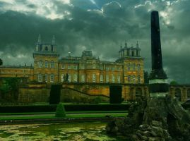 Blenheim Palace by RicksCafe