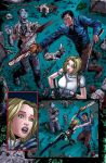Army of Darkness Danger girl#5 by adrianocastro