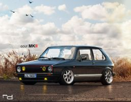 Golf MK I by Rob3rT----Design