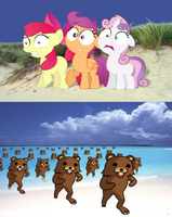 Army of Pedobears are Coming to CMC by newsuperdannyzx