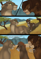 The Outcast page 32 by TorazTheNomad