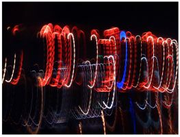Dancing Lights Back Home by surlana