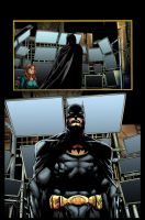 Batman the Return Color Practice by CB-Inks