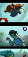[AOH] Team Dys Swimming by ThunderSpade