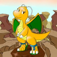 SS Dragonite by Waver92