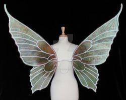 Pebbles Fairy Wings by glittrrgrrl