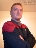 Star Trek: Voyager Captain (STOCK)6 by Joran-Belar