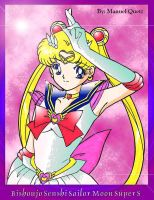 Sailor Moon Super S by manuelquetz