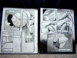 Student Art Gallery Submission by Nine-MileStudios