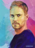 Paul Walker by imlineking
