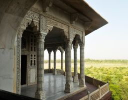 Agra Fort place of detention 1 by wildplaces