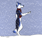 At The Snow by DexFenik