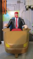 DOOM PATROL: THE CHIEF by monitor-earthprime