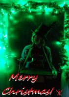 Drocell - Merry Christmas by isasdanna
