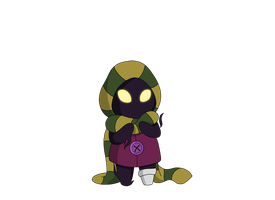 Scoodie Fakemon by HuggableRogue