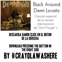 Back Around [MP3] by CrayolaWasHere