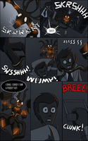 The Grafted #1 Page 13 by AraghenXD