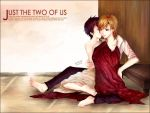 Just the two of us by scarlet-xx