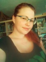 New Glasses :) by KleeneAnja