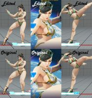 Chun -- Lean Bikini by Pliberty