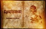 Iron Maiden - The Book of Souls IX by croatian-crusader