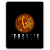 Forsaken Game Icon by Ace0fH3arts