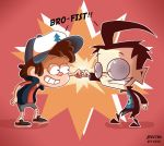 BRO-FIST!! by Spectra22