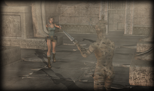 Classic Raider by tombraider4ever