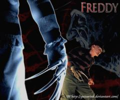 For The Freddy Krueger Fans by GuitarInk