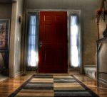 In thru the red door by theCrow65