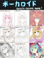 Switch Around Meme by xadako
