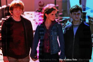 The Golden Trio by Kathyg08