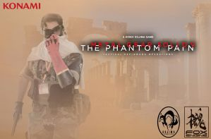 Punished Venom Snake by Snake-n-DA-boX
