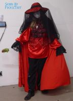 Red Death, front view by FrockTarts