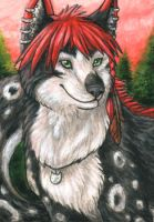 March ACEO- Eleweth by Astrocat