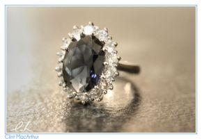 Diana's Engagement Ring by ClintMacArthur