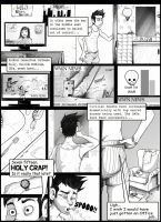 Postage Due comic preview 3 by DanielHurd