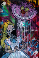 Alice - Flawed Reality 2 by artbyabbey