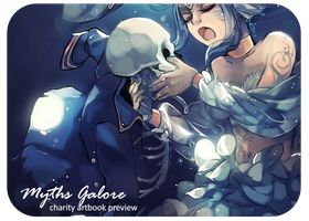 Myths Galore preview by anokazue