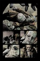 hellblazer 260 page 4 colours by gammahed