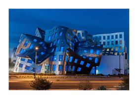 Gehry - Brain Institute in Las Vegas by SteDreLa