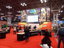 Lego Booth by nx20