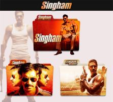 Singham Collection 2011 - 2014 Folder Icon by sonerbyzt