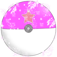 Physic Pokeball by water16dragon