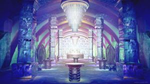 Iced Hotel by Androgs