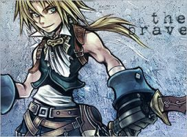 Zidane Tribal (Final Fantasy IX) signature by LeonFeather