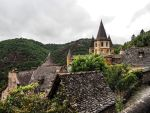 Conques 5. Aveyron. France. by jennystokes