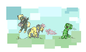 Creeper Jeepers by RatChatter