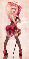Primadonna Girl by NeverSincerely