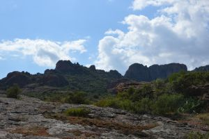 Roquebrune Rock in Provence 2 by A1Z2E3R